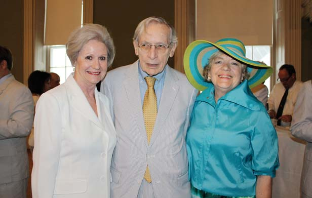 Paula Moseley, Paul Greenberg, Lina Bethune