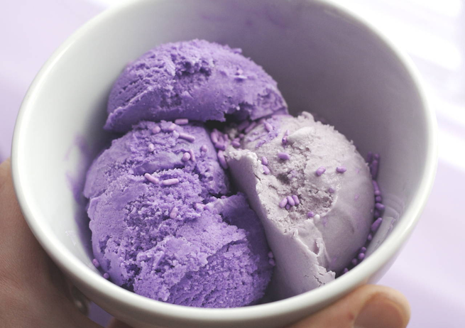 Celebrate National Ice Cream Day with Yarnell's and Purple Cow