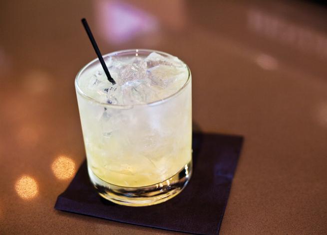 3. Gin Harvest • Copper Grill