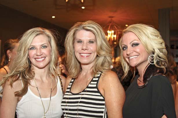 Jennifer Gabbard, Charlotte Daniels, Amy Piccioni