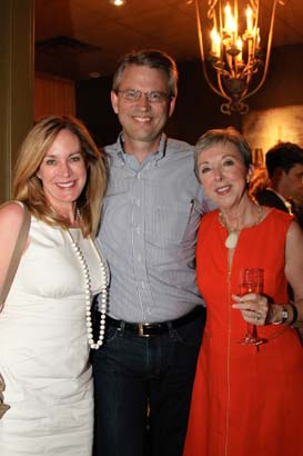 Nancy Griebel, Tim Suther, Sherry Booles