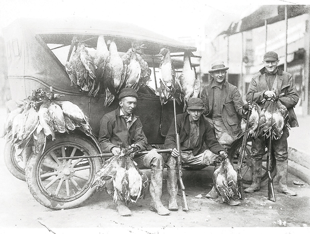 1920 arkansas duck hunt