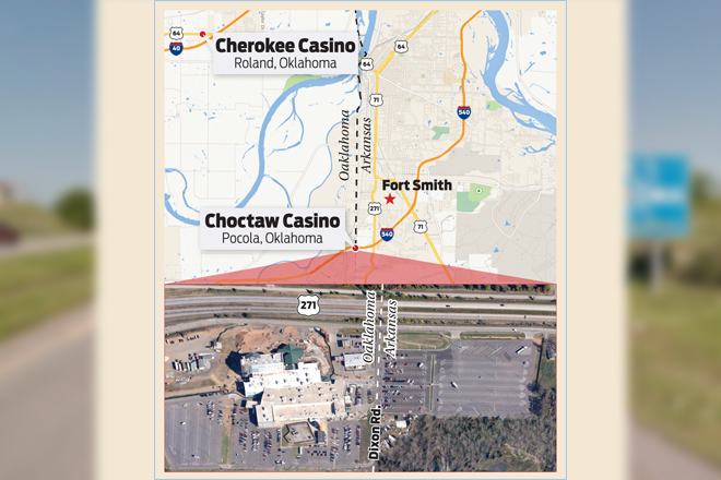 Oklahoma Casinos\' Effect on Fort Smith Largely a Mystery   Arkansas ...