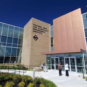 Photos: Inside the $16M Pulaski Technical College Culinary Arts, Hospitality Center