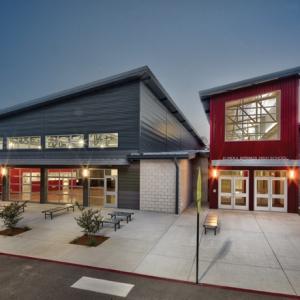 AIA Merit Award: Eureka Springs High School