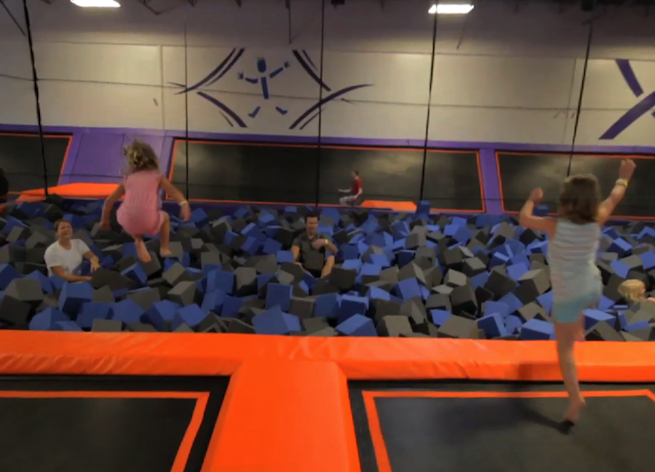 Altitude trampoline park birthday party coupons