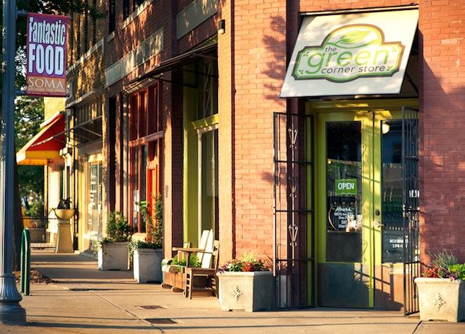 Green Corner Store