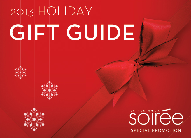 2013 Soiree Holiday Gift Guide title card