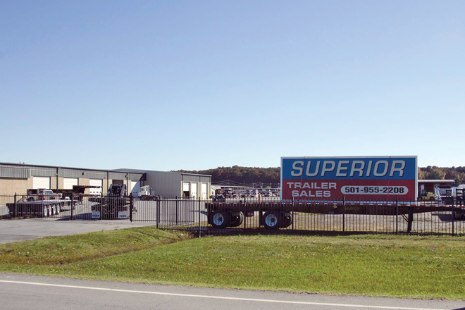 Superior Trailer Sales Hitched to $3.6 Million Deal