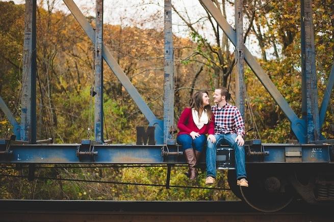 Cabot Engagement: Tiffanee Samples & Ryan Miller