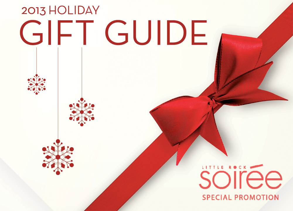 2013 Holiday Gift Guide soiree special promotion