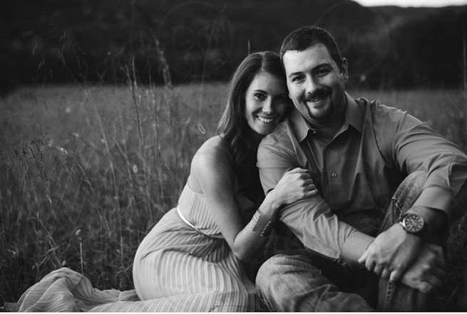 North Little Rock Engagement: Jennifer Williams & Spencer Ragsdale