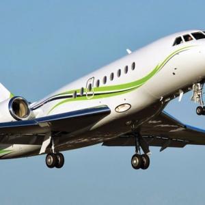 Recovery of Dassault Falcon Jet Benefits Arkansas