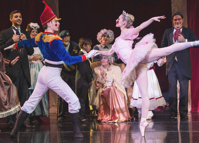 ballet arkansas the nutcracker