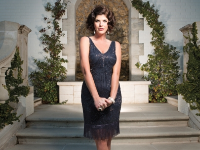 The Rep's Nicole Capri Channels the 1920s for 30th Anniversary of Saints & Sinners