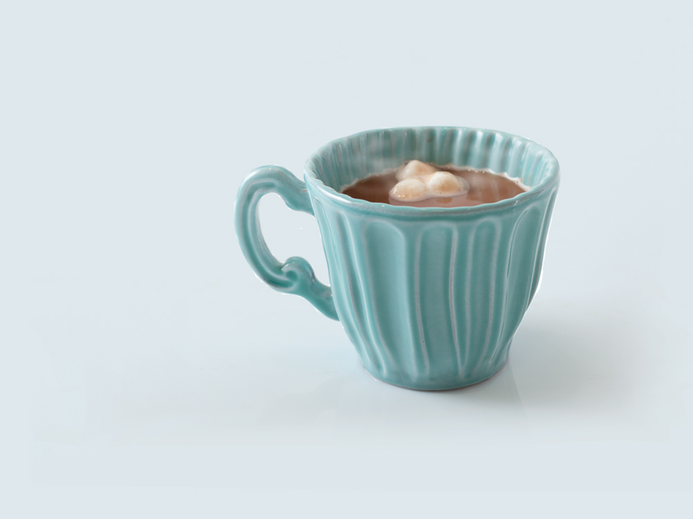 Icy Blue Mug