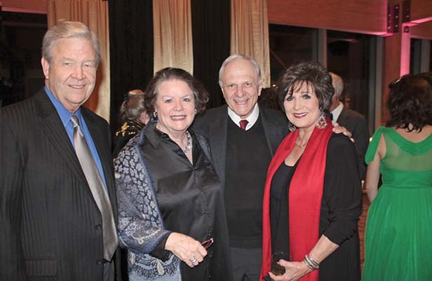 Gordon Rather, Barbara and David Pryor, Hayden Rather