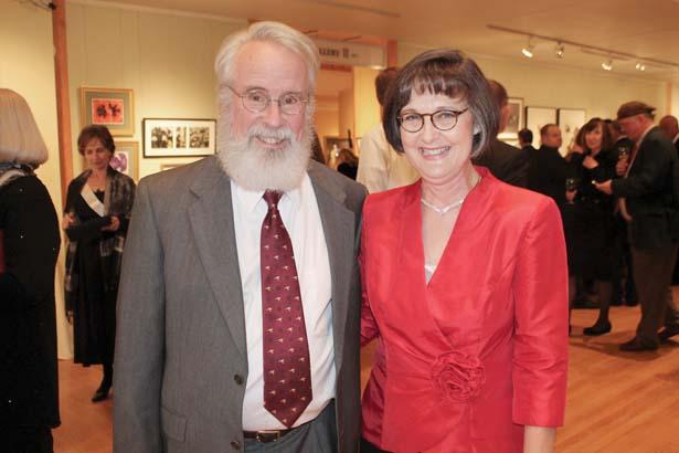 Bill Worthen, Ann Maners