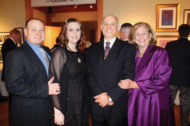 Vincent Insalaco III and Kathie Insalaco, Vincent Insalaco, Judy Tenenbaum