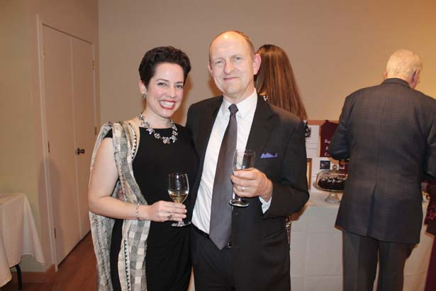 Holly and Richard Polich