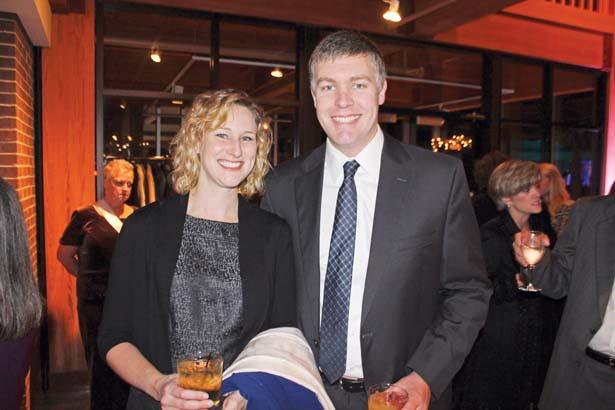 Vanessa and Tim McKuin