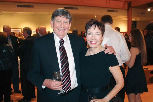 Gary and Gloria Blakney