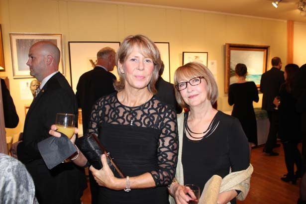 Vicki Adams, Susan Inman