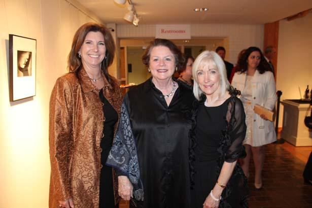Marci Riggs, Barbara Pryor, Ginger Beebe