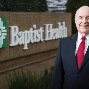 Russ Harrington Retiring, Troy Wells to Succeed as CEO of Baptist Health