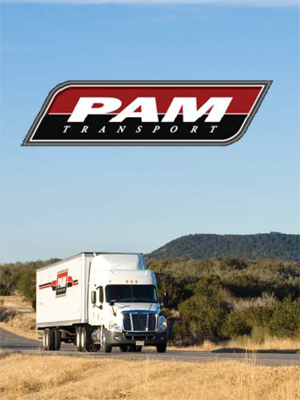 PAM Transport to Buy Back Up to 200K Shares