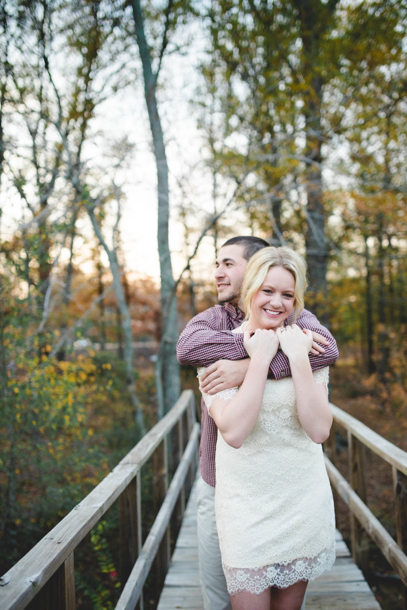 Arkansas Engagement: Alexa Adams & Taylor Williams of Conway