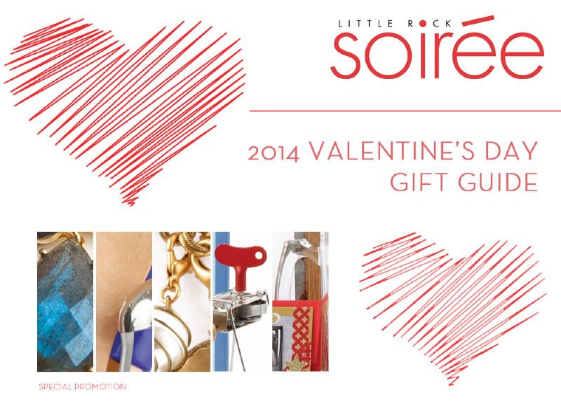 2014 Soirée Valentine's Day Gift Guide