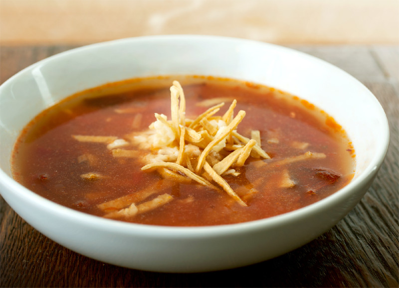 Soup's On February Provisions