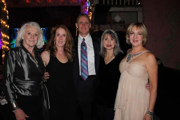 Gail Davis (Batesville), Eleanor and Bob Randolph, Vicki Vick, Cindy Steele
