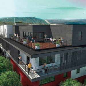 Private-Sector Housing in Fayetteville Chases UA Student Growth