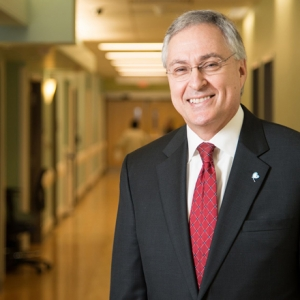 UAMS Chancellor Dan Rahn Attacks Red Ink With Balanced Budget Plan