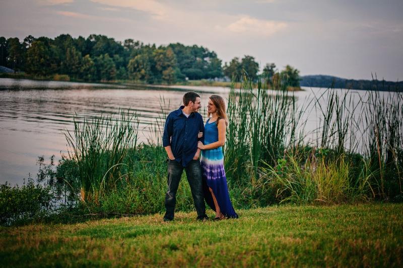 Arkansas Engagement: Kaitlin Jones & Matthew Bloomfield of Conway