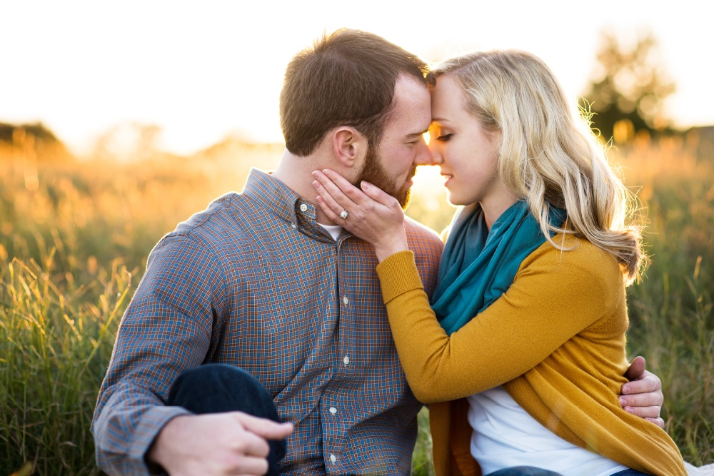 Arkansas Engagement: Brooke Nevins of North Little Rock & Justin Terry of Searcy