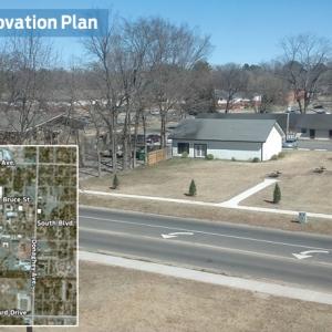 UCA Plans To Reshape Donaghey Avenue
