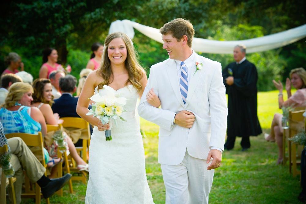 Real Arkansas Wedding: Amanda Dickinson Of Fort Smith