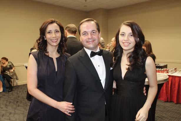 Gabby and Franklin McLarty, Brianna McLarty