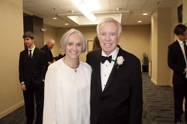 Joyce and Jim Faulkner