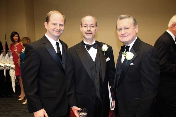 Andy Davis, Don Bobbit, David Gearhart