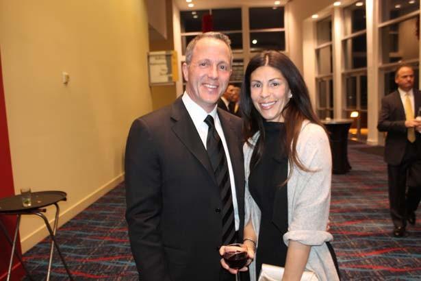 David and Claudia Hult