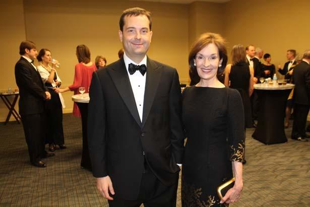 Mark McLarty, Donna McLarty