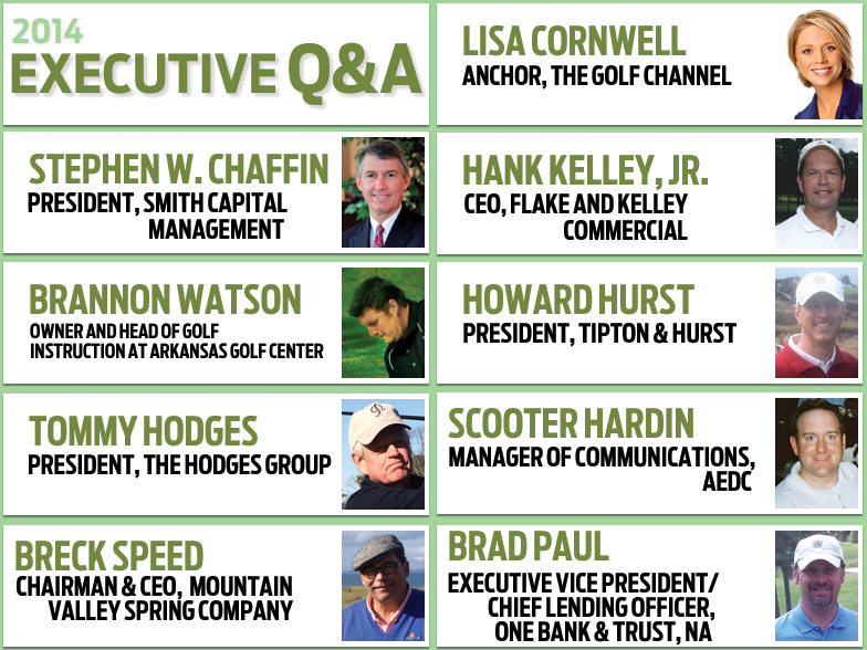 2014 Executive Golfer Q&A
