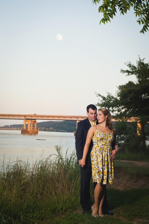 Arkansas Engagement: Claire Woosley & Brett Golden of Little Rock