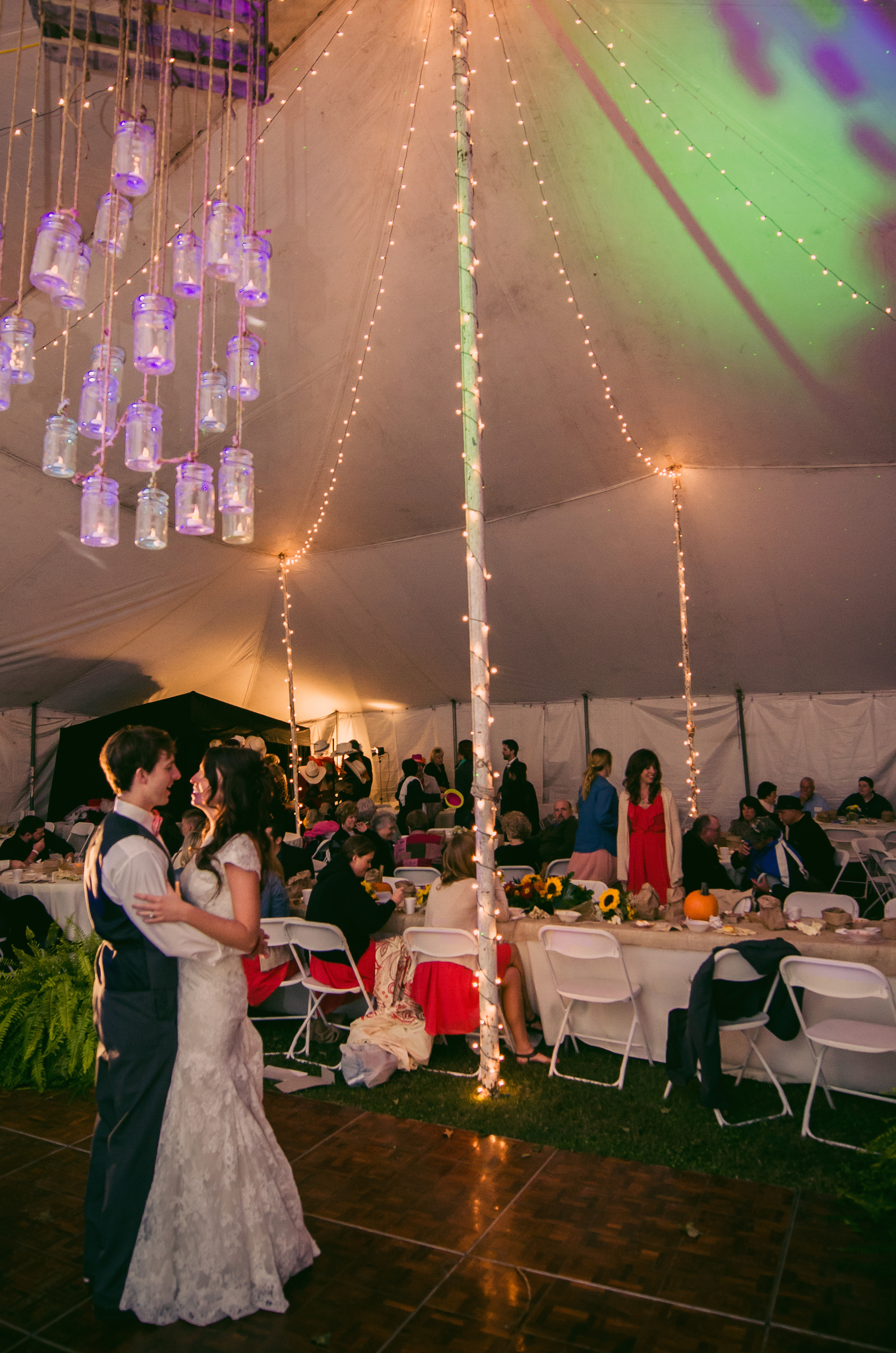 Real Arkansas Wedding: Amasa Maine & Seth Southard of Bay