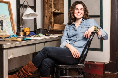 Jewelry Maker Brandy McNair Moves in on Main Street