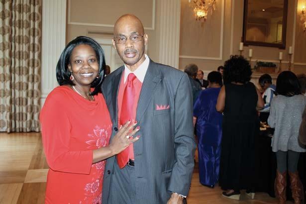 Angela and Rev. Steve Wright Sr.